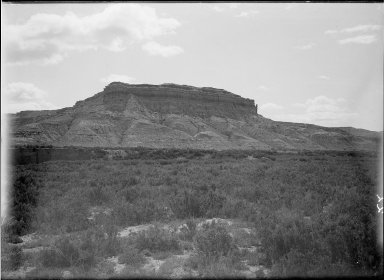 Butte (Geology)